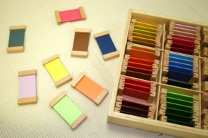 Learning Tree Montessori - Casa Colour Tablets