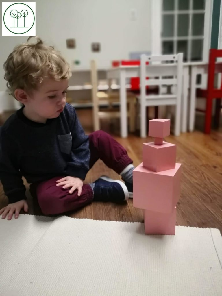 I need to fix this Pink Tower!